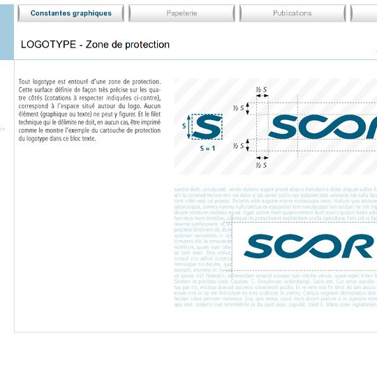 Intranet SCOR - Intranet